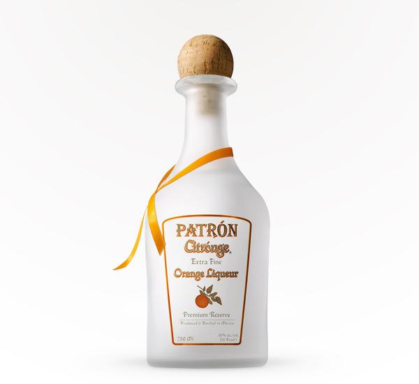 Patrón Citronge Orange