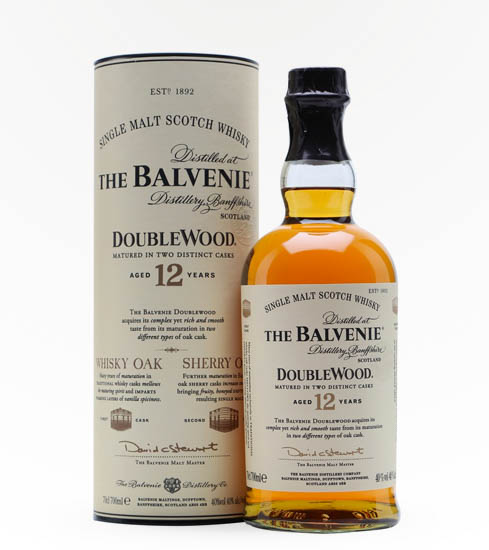 Balvenie 12 Year Double Wood
