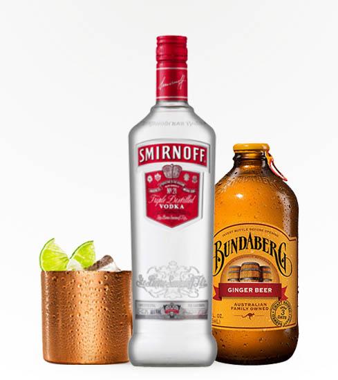 Smirnoff Mule