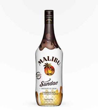 Malibu Rum Chocolate Sundae