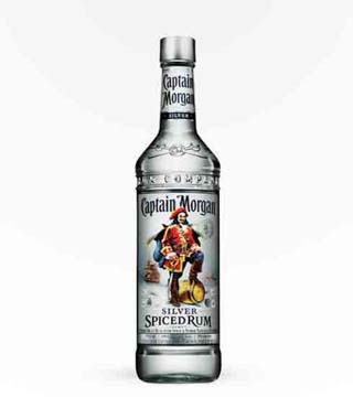 Captain Morgan Silver Rum