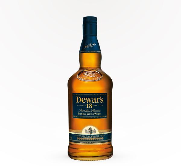 Dewar's Founder's 18 Year