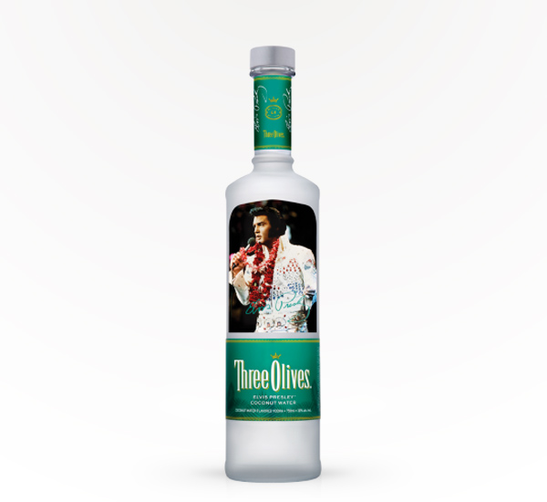 Three Olives Elvis Presley