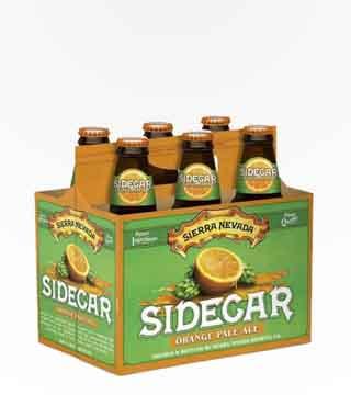 Sierra Nevada Sidecar Orange Pale Ale
