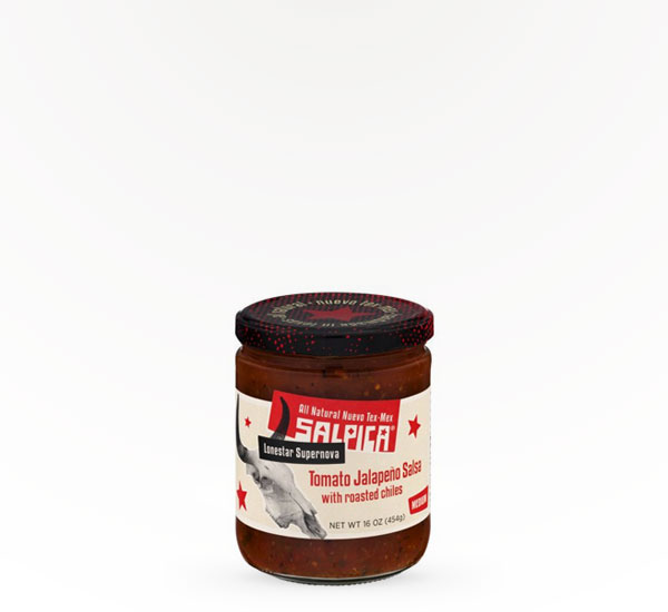 Salpica Tomato Jalapeño Salsa