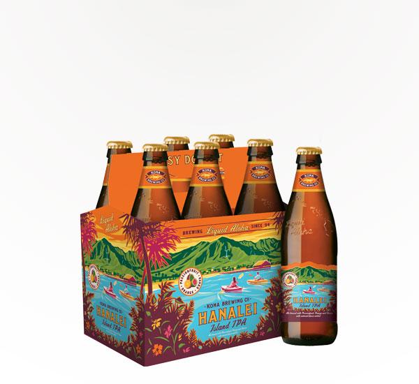 Kona Brewing Hanalei Island