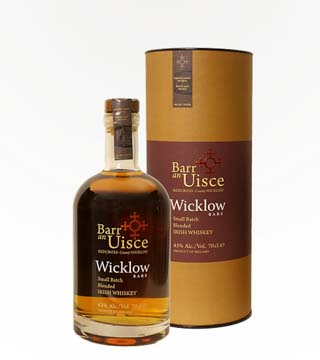 Barr an Uisce Wicklow Rare Irish Whisky