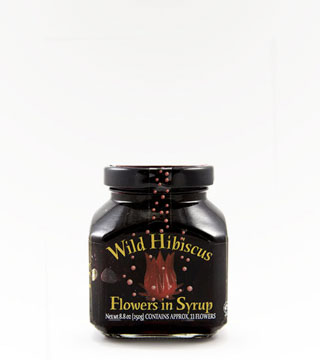 Wild Hibiscus Flower In Syrup