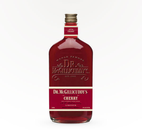 Dr. Mcgillicuddy's Cherry