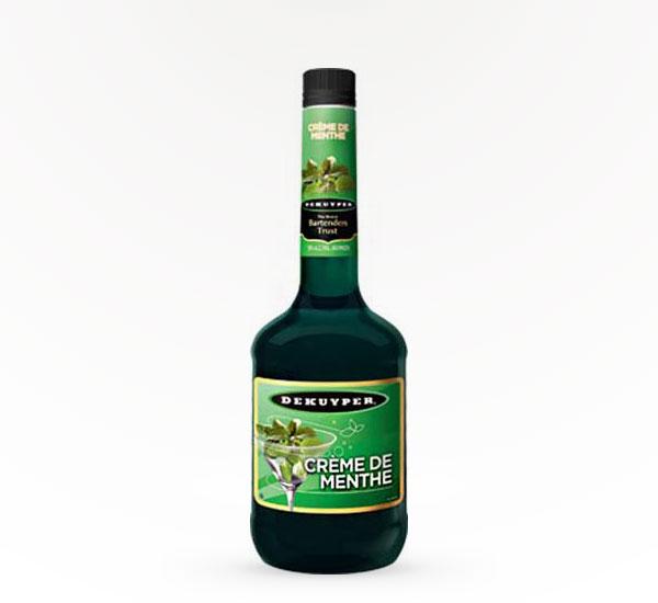 DeKuyper Creme De Menthe Green