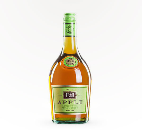 E & J Brandy Apple