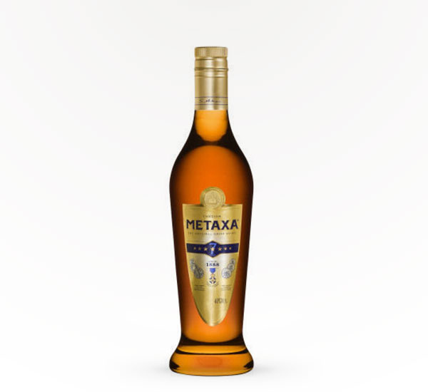 Metaxa Greek Liqueur 7 Star