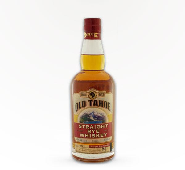 Old Tahoe Straight Rye
