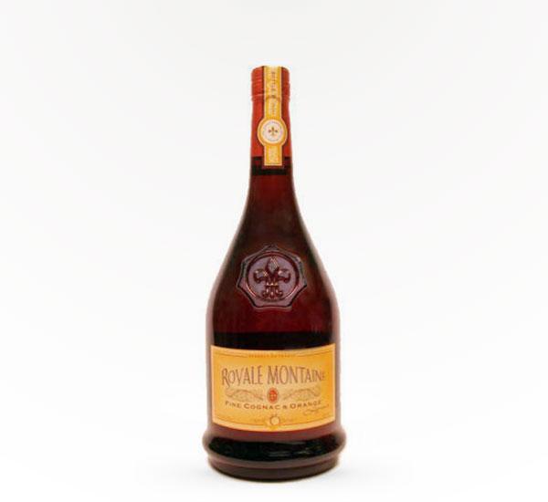 Royal Montaine Orange Cognac Liqueur