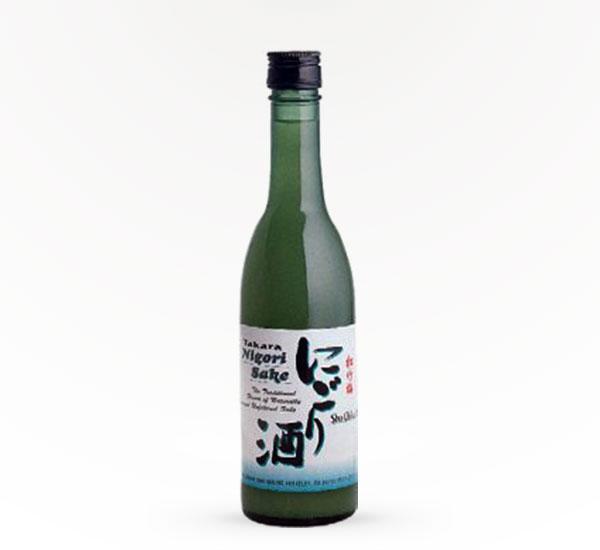 Sho Chiku Bai Nigori Sake 1.5