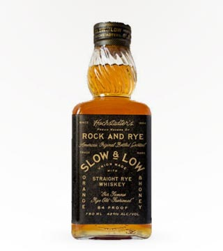 Hochstadter's Slow & Low's Rock And Rye