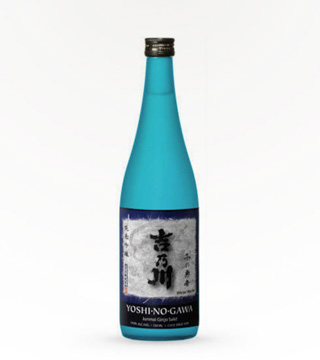 Yoshinogawa Winter Warrior Sake