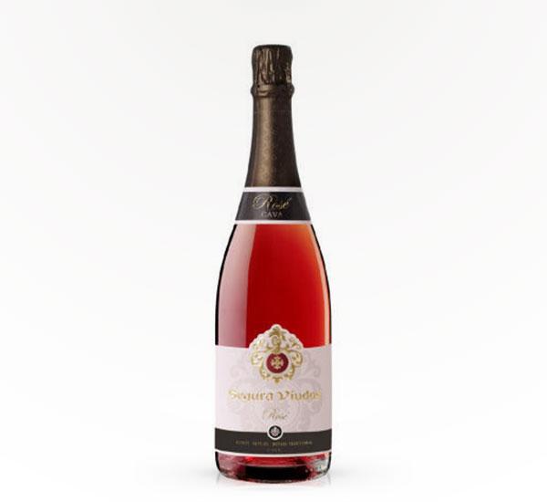 Segura Viudas Sparkling Wine Rose