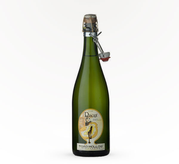Toad Hollow Risque Sparkling Wine