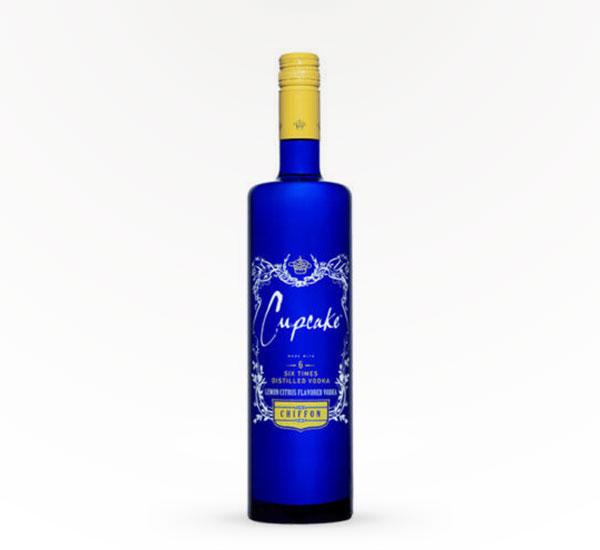 Cupcake Chiffon Vodka