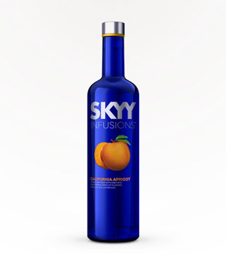 Skyy Infusion California Apricot Vodka