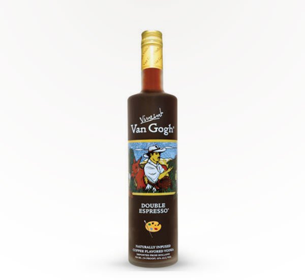 Vincent Van Gogh Dbl Espresso