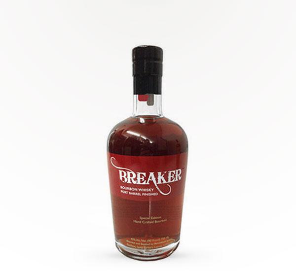 Breaker Bourbon Port Finish