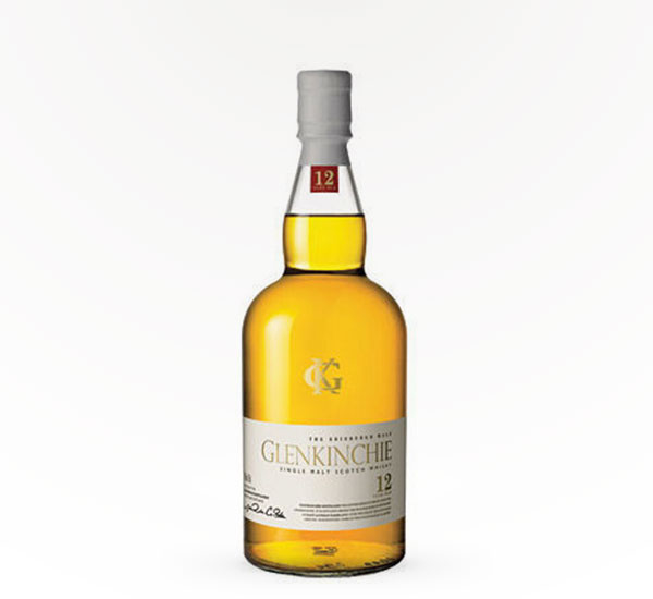 Glenkinchie Scotch 12 Year