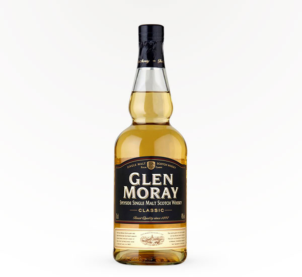 Glen Moray Scotch 12 Year