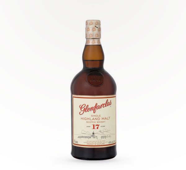 Glenfarclas 17 Year Old Scotch