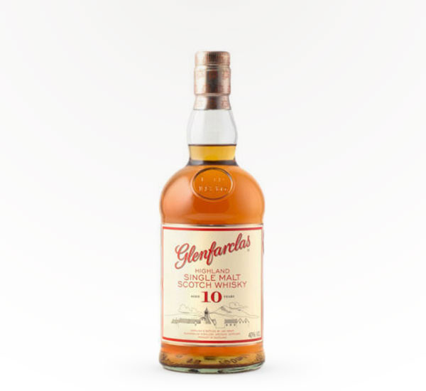 Glenfarclas Scotch 10 Year