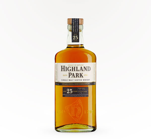 Highland Park Scotch 25 Year