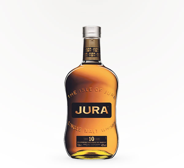 Isle of Jura Scotch 10 Year