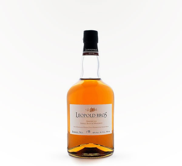 Leopold Bros Sm Batch Whiskey