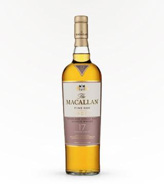 Macallan 17 Year Fine Oak