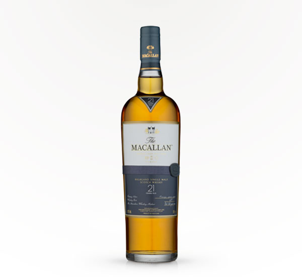 Macallan Fine Oak 21 Year Old Scotch
