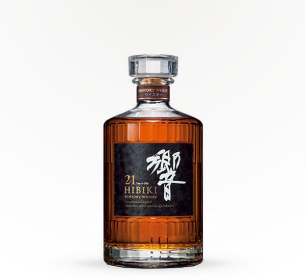 Suntory Hibiki Whiskey 21 Year