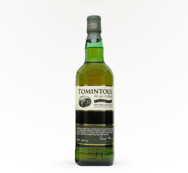Tomintoul Peated Single Malt