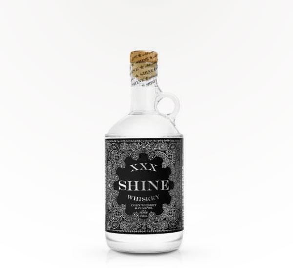 XXX Shine White Whiskey