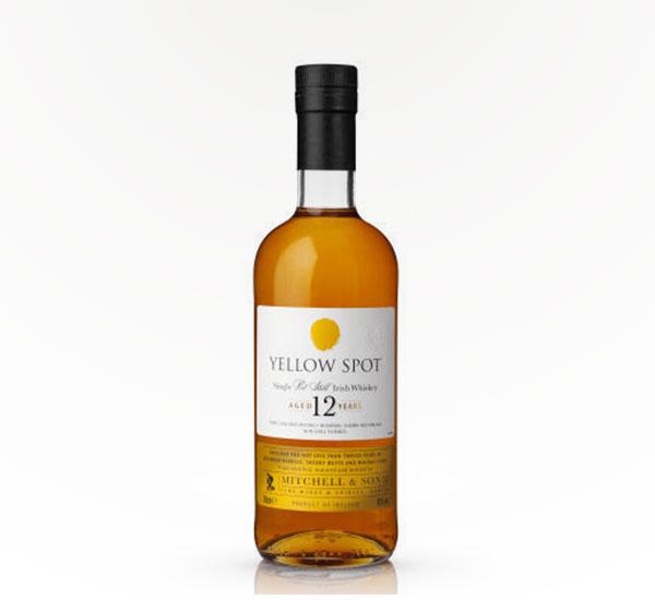 Yellow Spot Irish Whiskey 12 Year