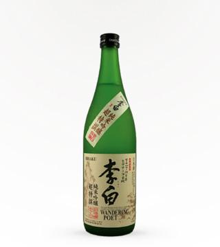 Rihaku Junmai Ginjo Sake