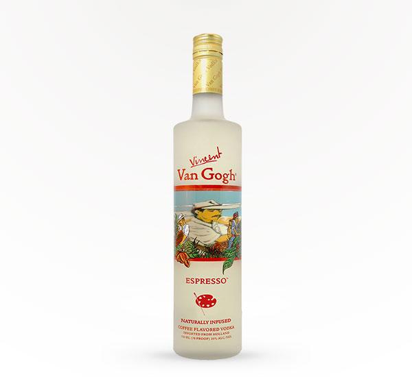 Vincent Van Gogh Espresso Vodka