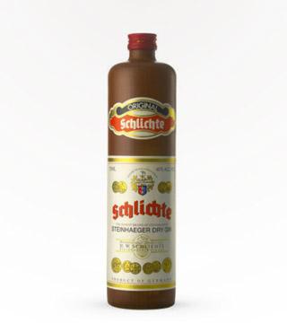 Schlichte Gin Steinhaeger