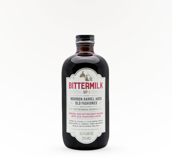 Bittermilk No1 Bourbon Brl Age