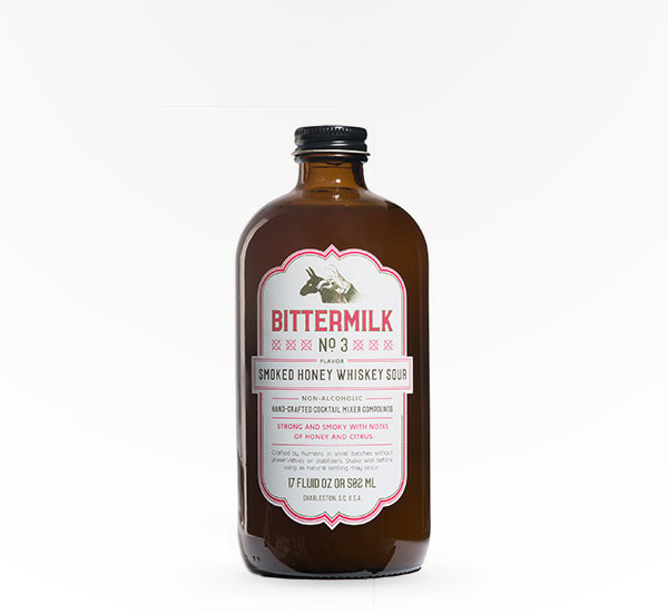 Bittermilk No3 Smkd Honey Wsky