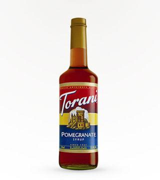 Torani Pomegranate Syrup