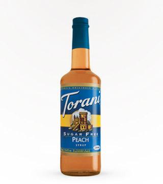 Torani Sugar Free Peach