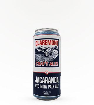 Claremont Jacaranda Rye IPA