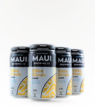 Maui Bikini Blonde