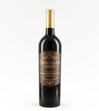Chocolate Shop Red Wine